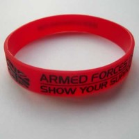 AFD Wristband - Red